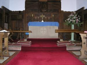 Chancel & Altar
